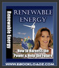 Thumbnail Renewable Energy: How to Conserve Power Ebook Resell Rights