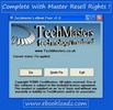 Thumbnail TechMasters eBook Fixer Software With Master Resell Rights !