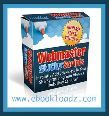 Product picture 12 WebMaster Sticky Tool PHP Scripts Master Resell Rights !!