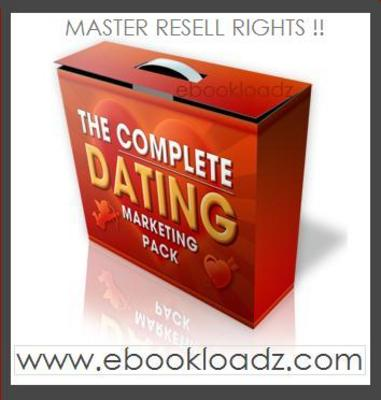 Product picture The Complete Dating Marketing Pack With Master Resell Rights ! NEW + BONUSES