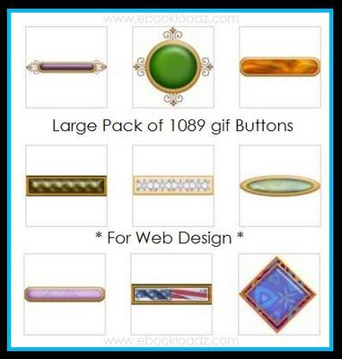 Product picture 1089 gif Buttons for Web Design - DOWNLOAD INSTANTLY !